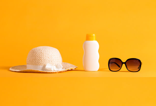 sunscreen product formulation